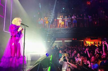 Carly Rae Jepsen House Of Blues Dedicated Tour