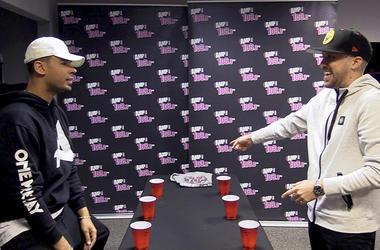 Afrojack JD Flip Cup