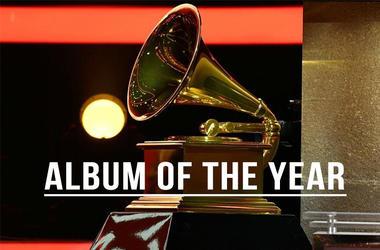 Album Of The Year Grammy