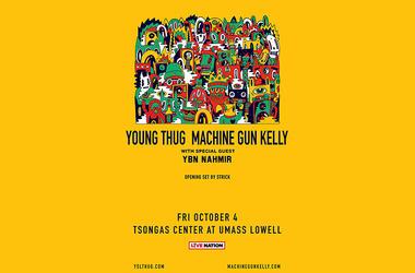 Young Thug & MGK