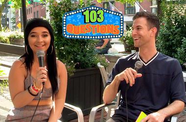 103 Questions Danielle Cohn