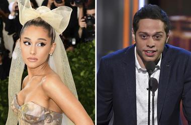 Ariana & Pete