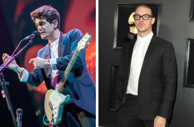 John Mayer and Diplo