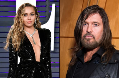 Miley Cyrus x Billy Ray Cyrus