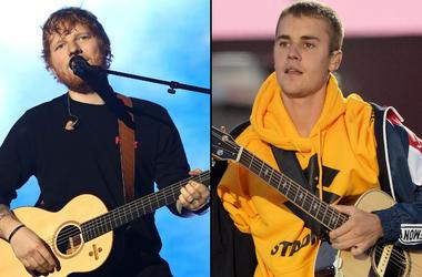 "Ed Sheeran x Justin Bieber - ""I Don't Care"""