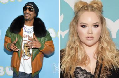 Snoop Dogg and Nikkie De Jager