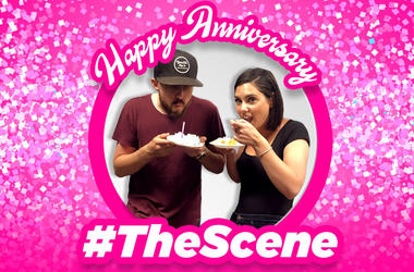 #TheScene Anniversary