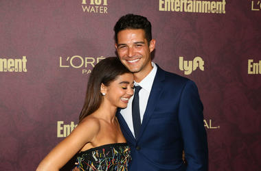 Sarah Hyland and Wells Adams are Engaged.jpg
