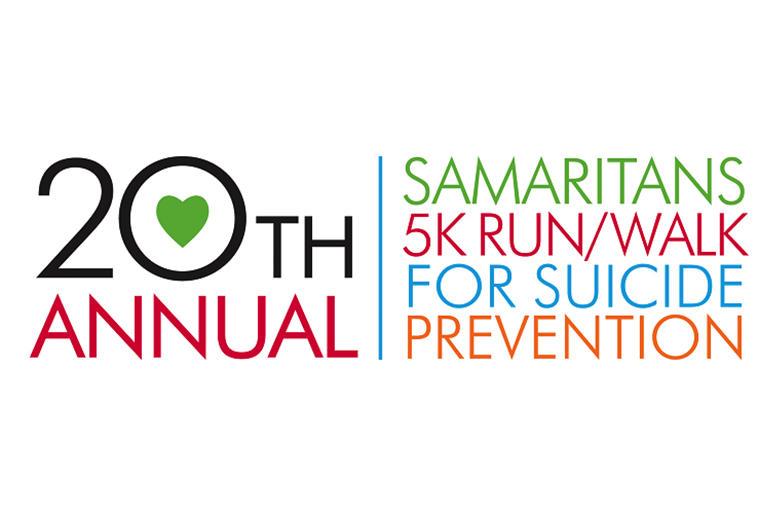 20th Annual Samaritans 5K Run/Walk for Suicide Prevention