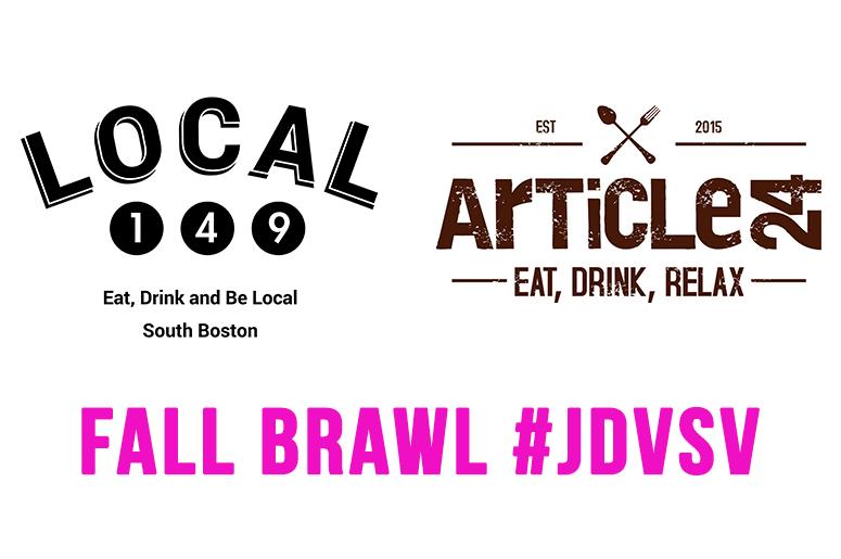 Fall Brawl Local 149 Article 24