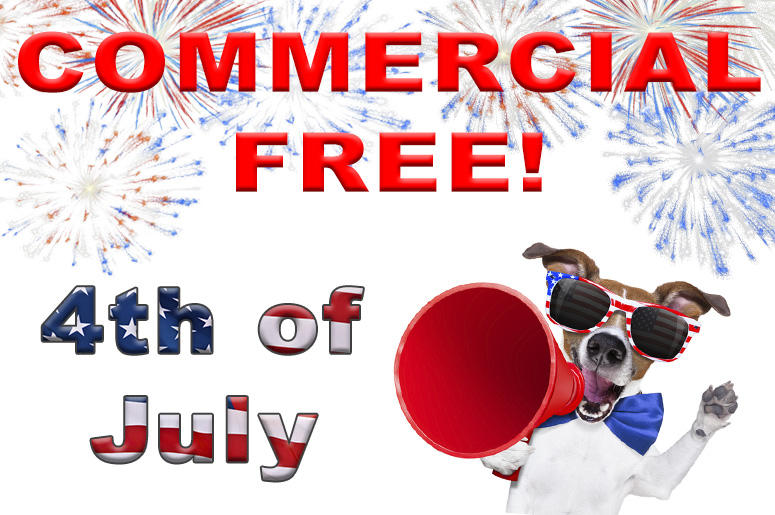 Commercial Free 4th of July