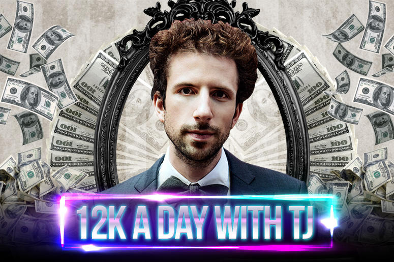 12K A Day With TJ