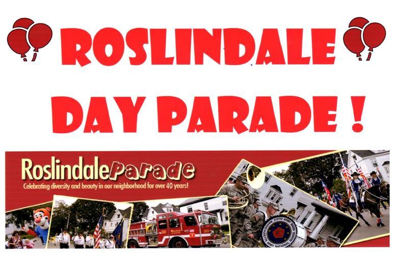 Roslindale Parade