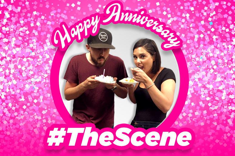 #TheScene Anniversary