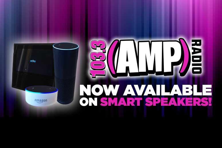 AMP Smart Speaker