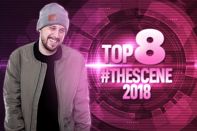 #TheScene Top 8 of 2018