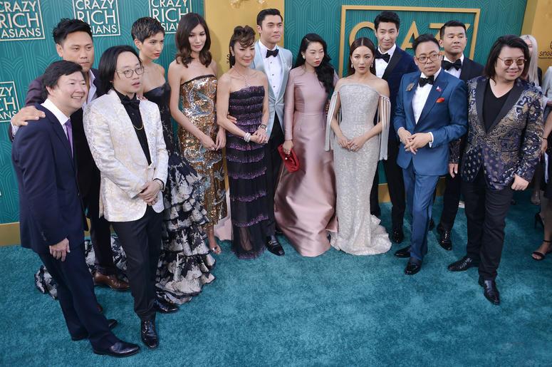 Crazy Rich Asians Cast