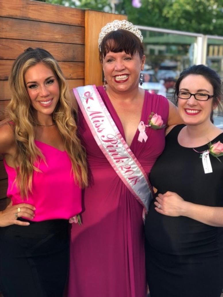 Ashley Schultz, Helene Palmer & Me