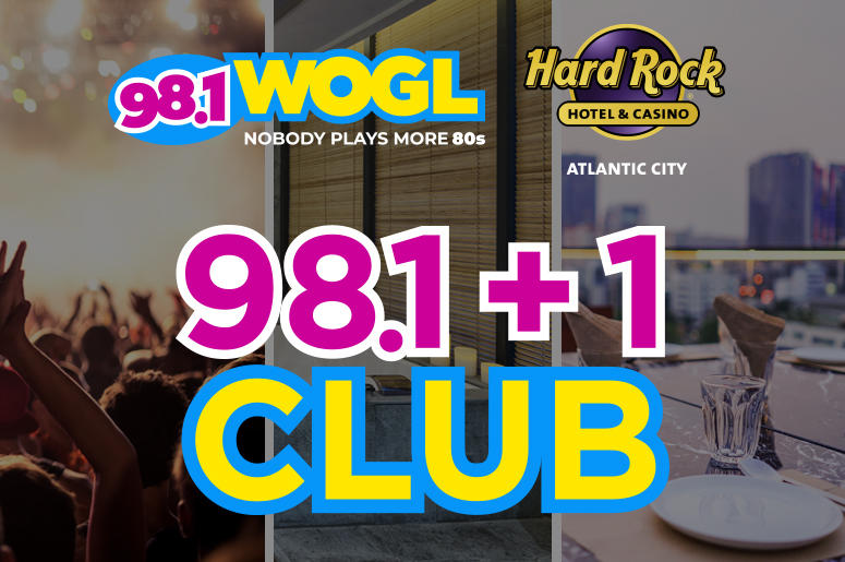 Win Your Way Into The 98.1 +1 Club