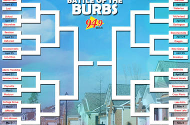 LISTEN:  Baraboo VS DeForest  in our Battle of the Burbs Trivia Round 5