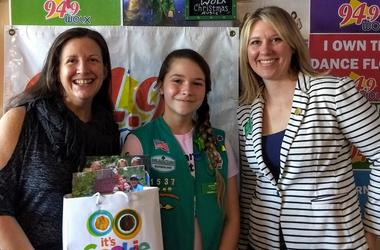 LISTEN: They had me at Thin Mints! Teri Learns Why Girl Scout Cookies are so Important (Beyond Eating 'Em)