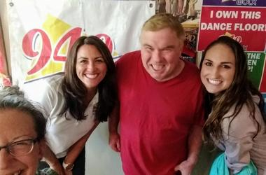 """LISTEN: Wisconsin State Fair. Jim & Teri ask, """"Is there more than Cream Puffs?"""""""