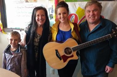 LISTEN:  Live music in-studio from Katie Scullin! Check out the 80's Classic Hit, done her own way
