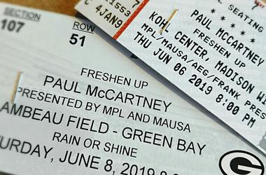 "LISTEN: Paul McCartney ""Here and There!"" Who is going to Both Shows? Jim & Teri Call the Winner"