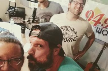 LISTEN McGaw-less in the Morning:  2 highlights x 3 guest hosts with Teri on Day 3