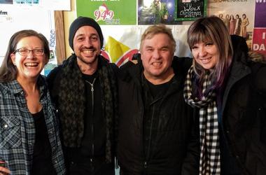 LISTEN:  Wizard World Stars, Thomas Ian Nicholas & Lani Sarem, Join Jim & Teri In-Studio
