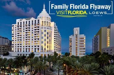 LISTEN: Karrie Nelson of Edgerton is 1st Family Florida Flyaway Winner! She is shocked when Jim & Teri call to let her know...