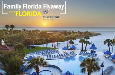 LISTEN: Who is WOLX sending to Clearwater Beach & the Sheraton Sand Key Resort? Jim & Teri call the winning listener!