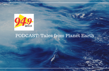 PODCAST:  Tales from Planet Earth. Teri talks with an expert on climate change