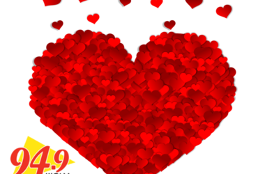 LISTEN, below: 5 Valentine's Day Ideas from a New Survey. Plus, Jim & Teri have 1 idea (and it's probably not what you think)!