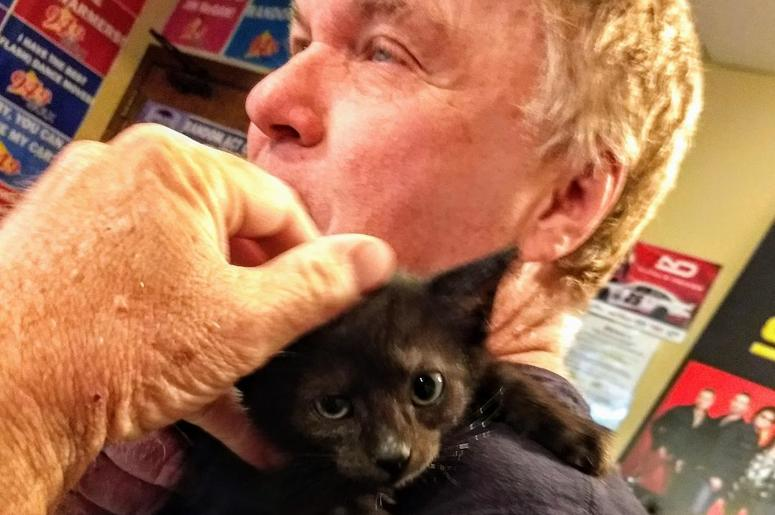 "LISTEN: Are ""Cat-chelors"" on the rise in this area? Teri Wonders if Jim is Becoming One"