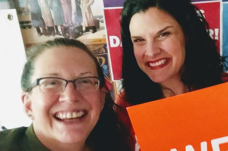 LISTEN: Why You May Be Asked to Wear Orange on June 7th. Teri Talks with Jennifer Rosen Heinz about the Significance of Going Orange
