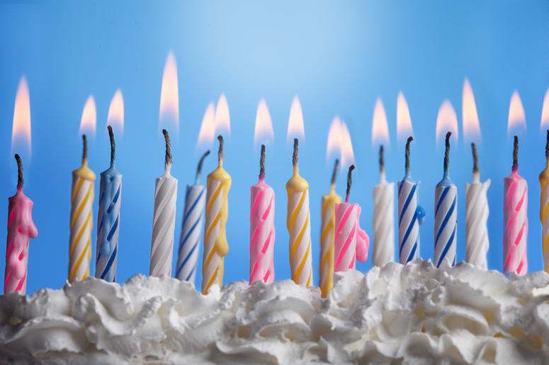They Say It's Your Birthday! Jim & Teri tell you how to join the celebration