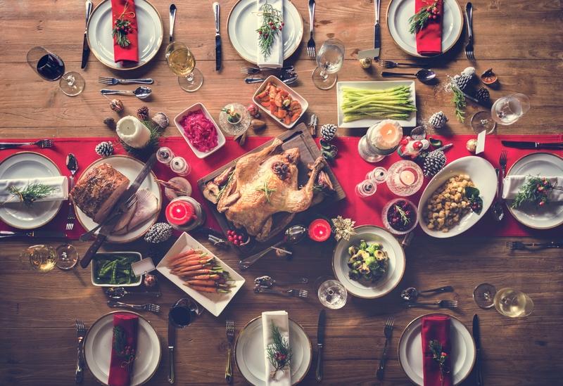 Christmas Tinner.Man Creates Full Course Christmas Dinner In A Can 104 3
