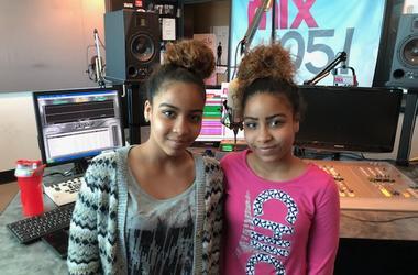 Twins Mia & Shakira On Kid Smarts!