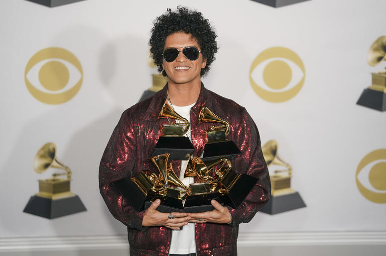 20 Things You Didn't Know About Bruno Mars   WOMX