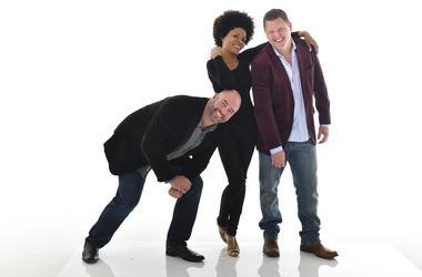 Jay, Dana and Adam