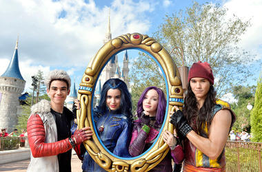 Descendants Cast