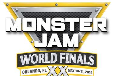 Monster Jam Logo
