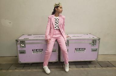 Alessia Cara Pink