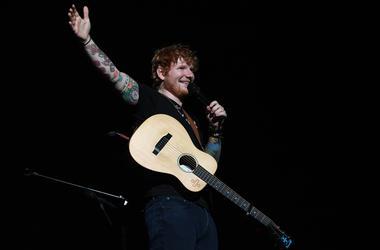 Entertainment Ed Sheeran