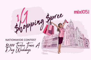 1G Shopping Spree