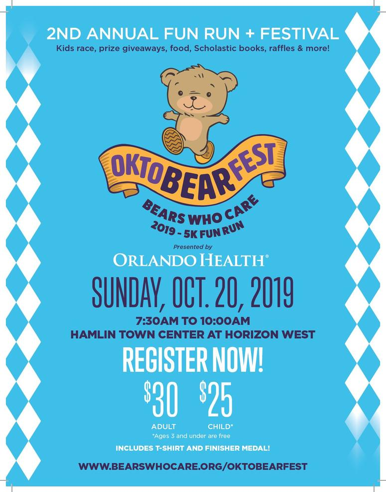OktoBEARfest