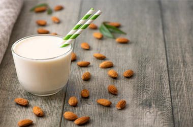 What is really in that off-brand almond milk?