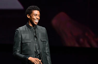 Chadwick Boseman will play the first African samurai in a new project.