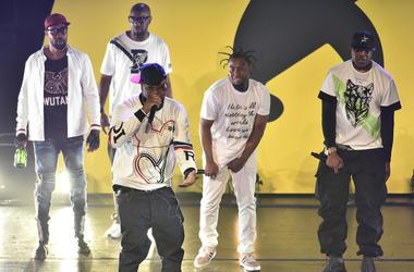 Wu-Tang Clan dropped 'Of Mics and Men' EP